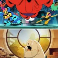 Baymax is back with 'Big Hero 6 The Series' on Disney XD. Hear from the team.