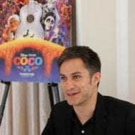 Gael Garcia Bernal Brings To Life The Voice of Hector in Pixar's Coco #pixarcocoevent