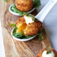 Egg Yolk Croquette Recipe