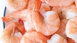 Sous Vide. How to perfectly cook shrimp
