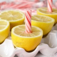 Lemon Peppermint Stick