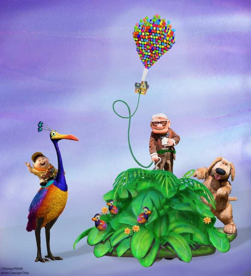 Pixar Fest UP