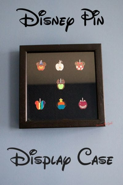 How To Make A Collector Pin Shadow Box