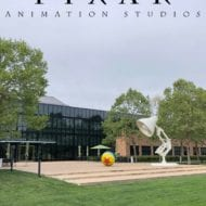 A Look Behind The Scenes At The Pixar Campus