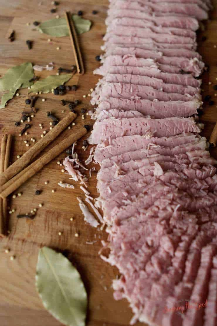 the best sous vide corned beef