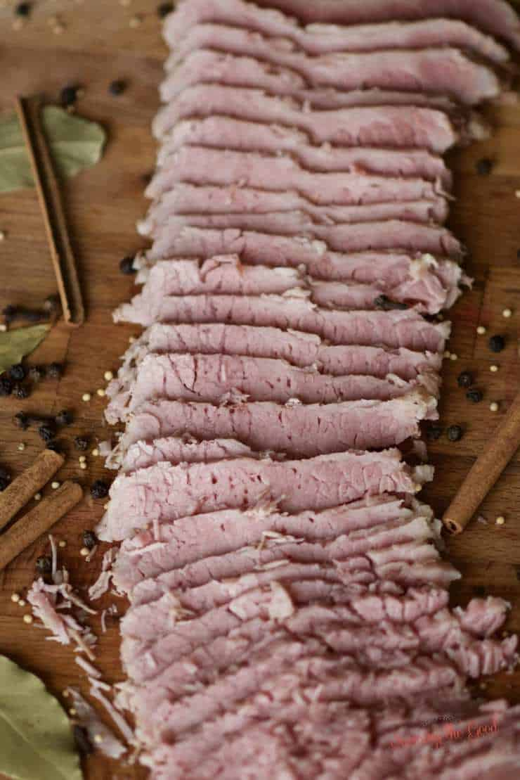 Sous Vide Corned Beef Possibly The Best Way To Cook Corned Beef