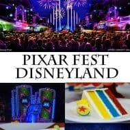 Will You Take Me To Pixar Fest at Disneyland Resort?