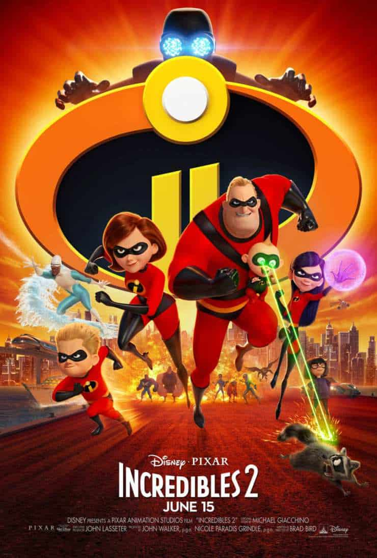 Incredibles 2 Costumes Interview With The Designers