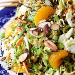 updated Asian Ramen Noodle Salad