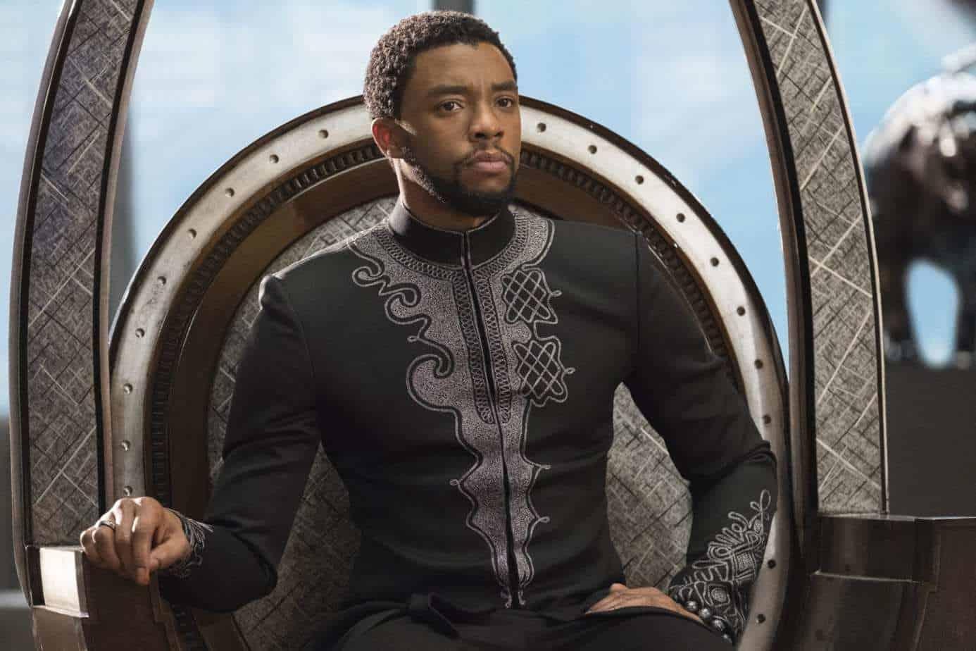 T'Challa/Black Panther (Chadwick Boseman)