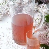 Lilac Syrup Recipe