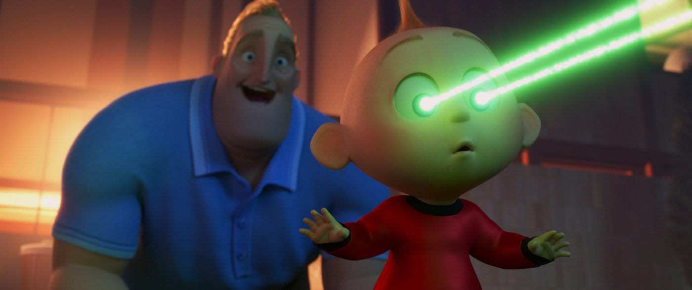 INCREDIBLES 2 - (Pictured) Jack-Jack.