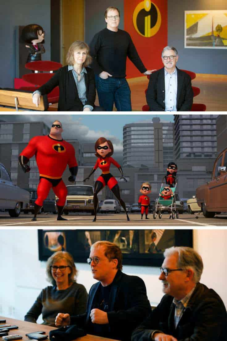 All your questions about Incredibles 3 answered by the directors