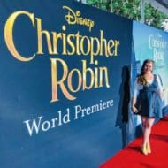 Christopher Robin Red Carpet