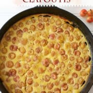 Cast Iron Royal Ann Cherry Clafoutis Recipe