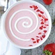 Strawberry Soup Recipe