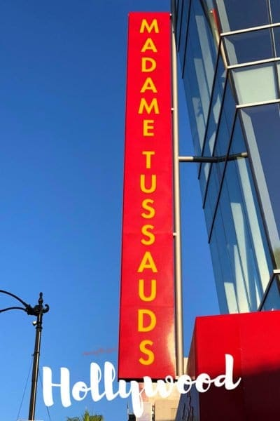 What is new at Madame Tussauds Hollywood