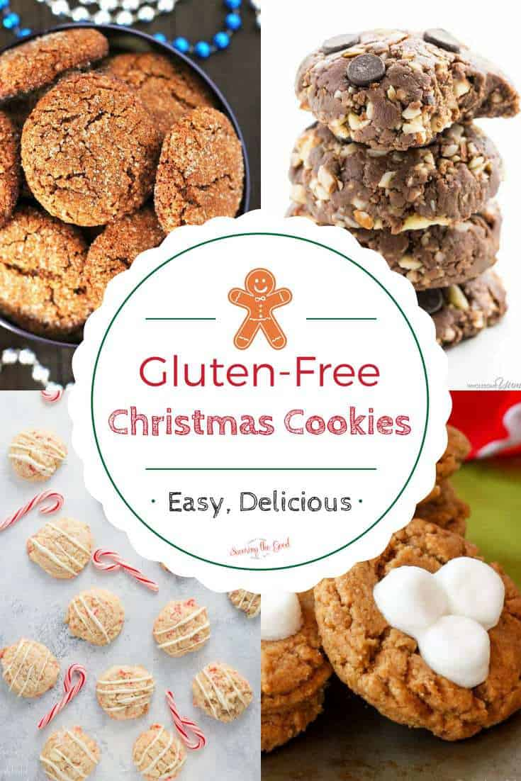 super delicious gluten free christmas cookies