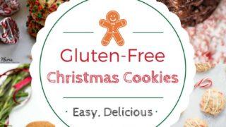Gluten-Free Christmas Cookies
