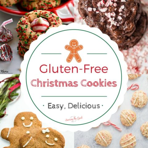 easy Gluten-Free Christmas Cookie recipes