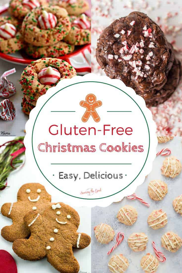 easy gluten free christmas cookie recipes