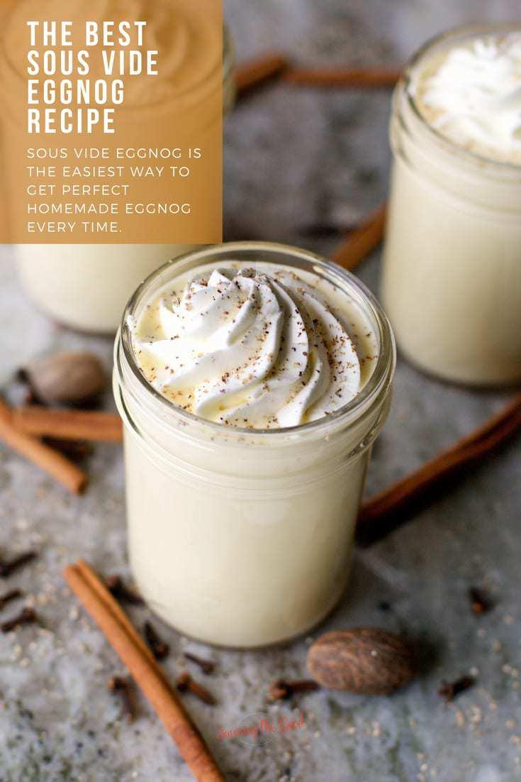 easy eggnog recipe
