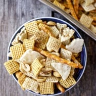 Dill Pickle Chex Mix Recipe