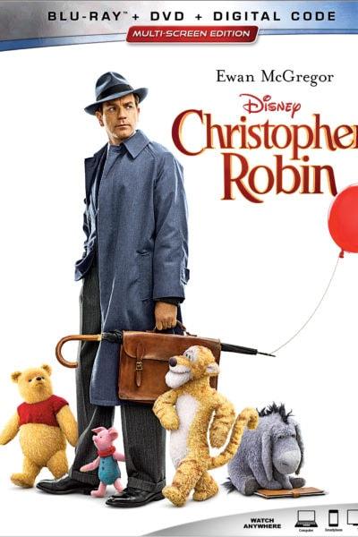 Christopher Robin_Blu-ray