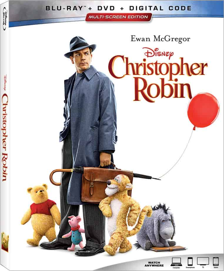 Christopher Robin_Blu-ray