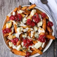 Thanksgiving Poutine Recipe