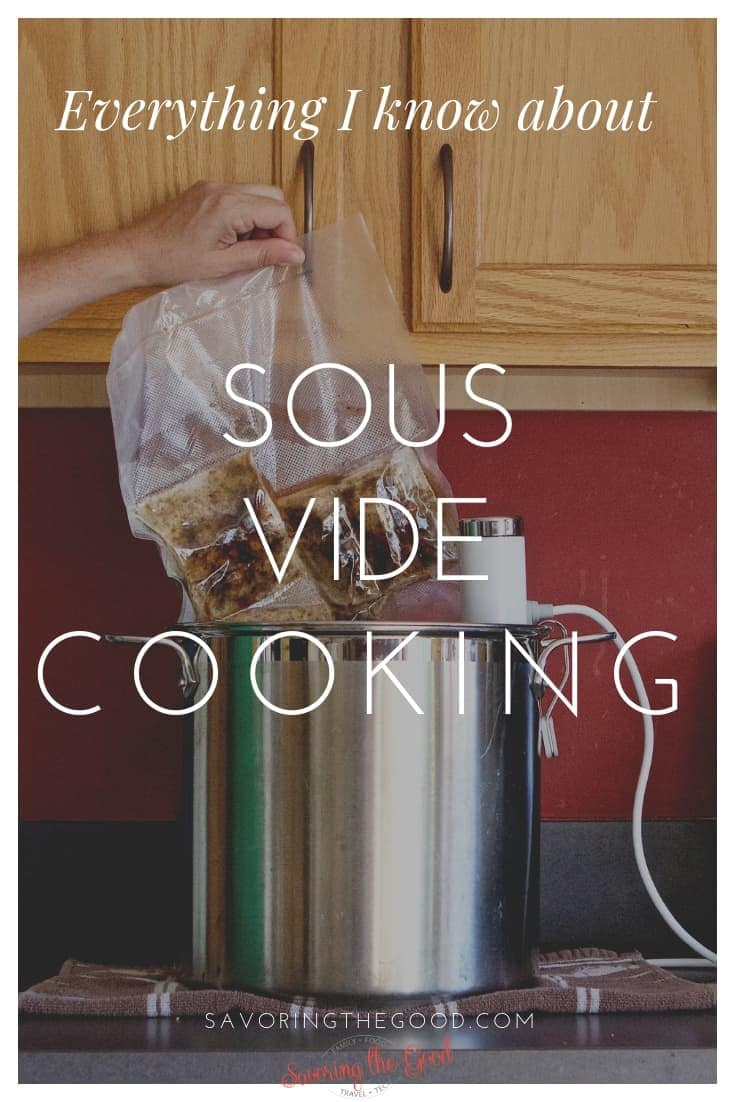the best Sous Vide cooking tips
