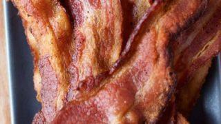 Sous Vide Bacon