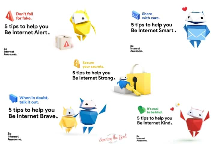 Internet Safety For Kids. Tips And Resources Straight From Google