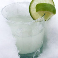 Snow Day Margarita Recipe