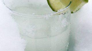 Snow Day Margarita