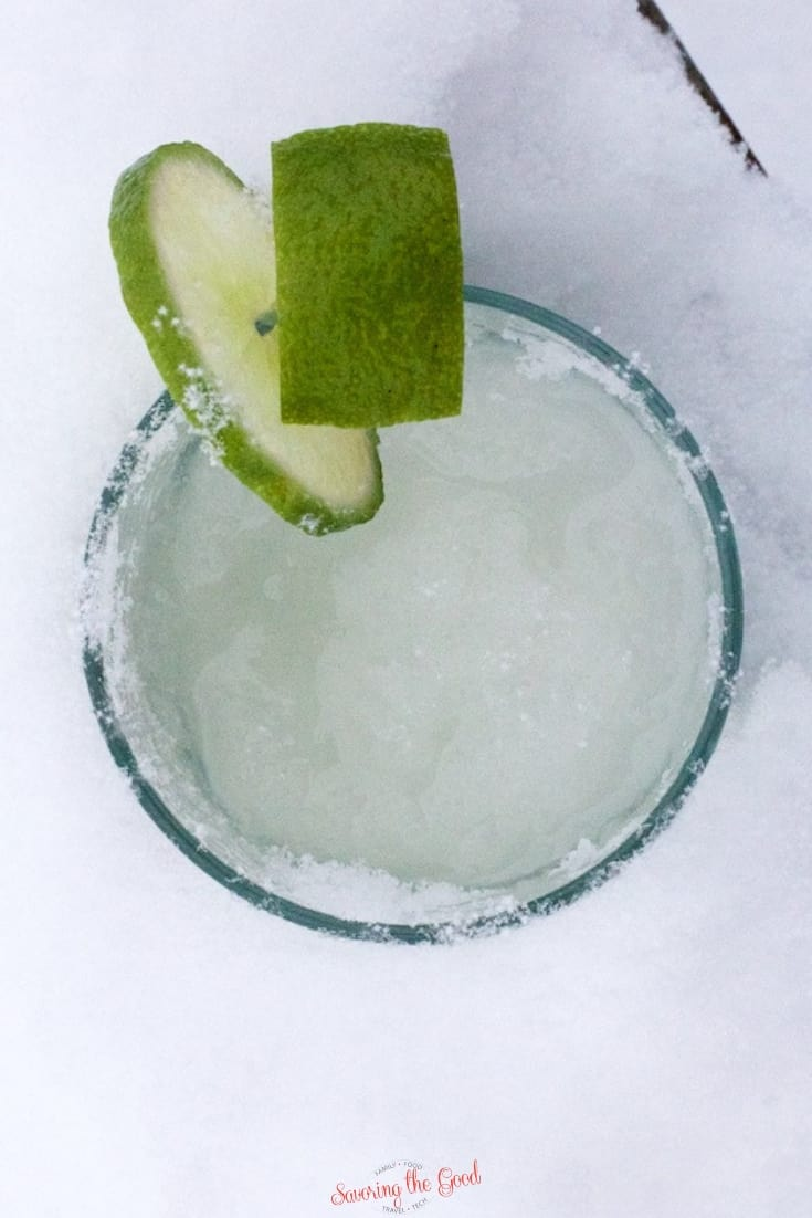 image of Snow Day Margarita