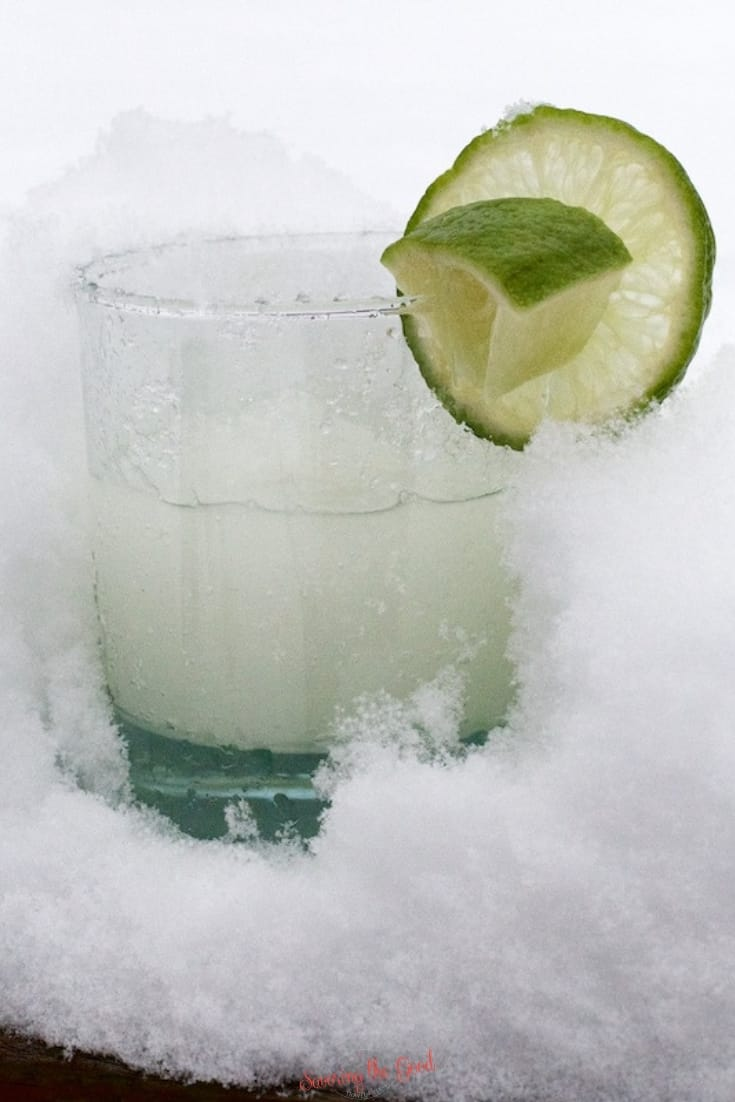 Snow Day Margarita