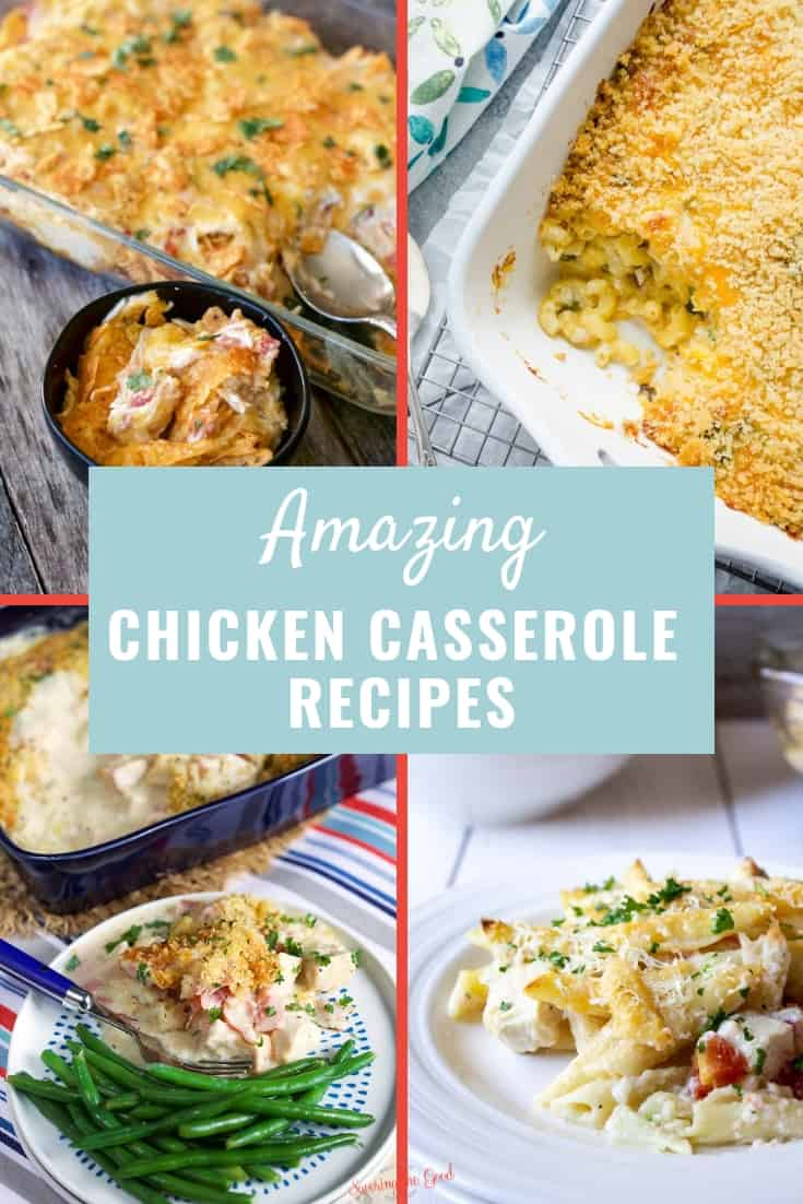 Chicken Casserole Recipes second graphic