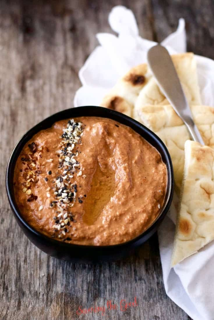 the best Muhammara Recipe