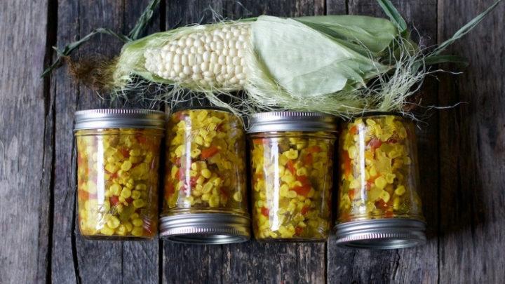 Corn Relish Recipe