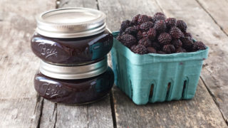Seedless Black Raspberry Jam Recipe