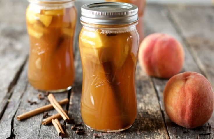 Peach Moonshine Recipe