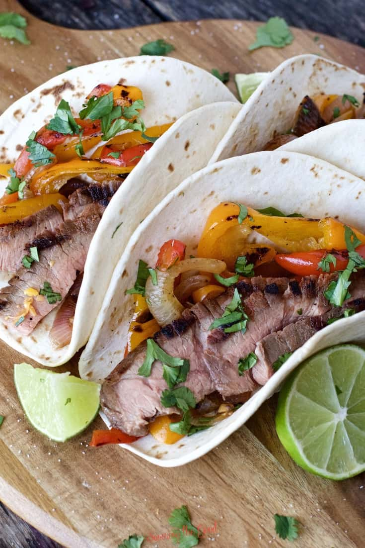 the best sous vide flank steak tacos