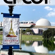 Epcot food and wine festival. What to eat and drink in each country.