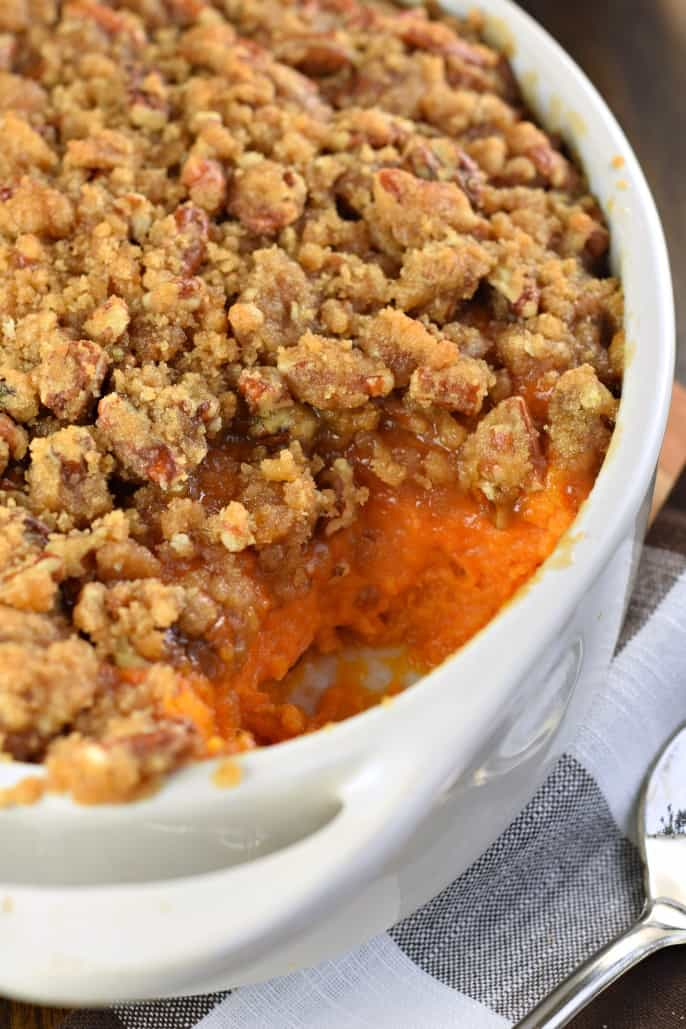 The Best Sweet Potato Casserole Recipe for Thanksgiving