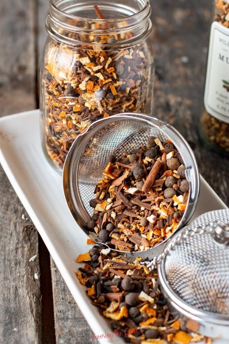 William Sonoma mulling spices copycat