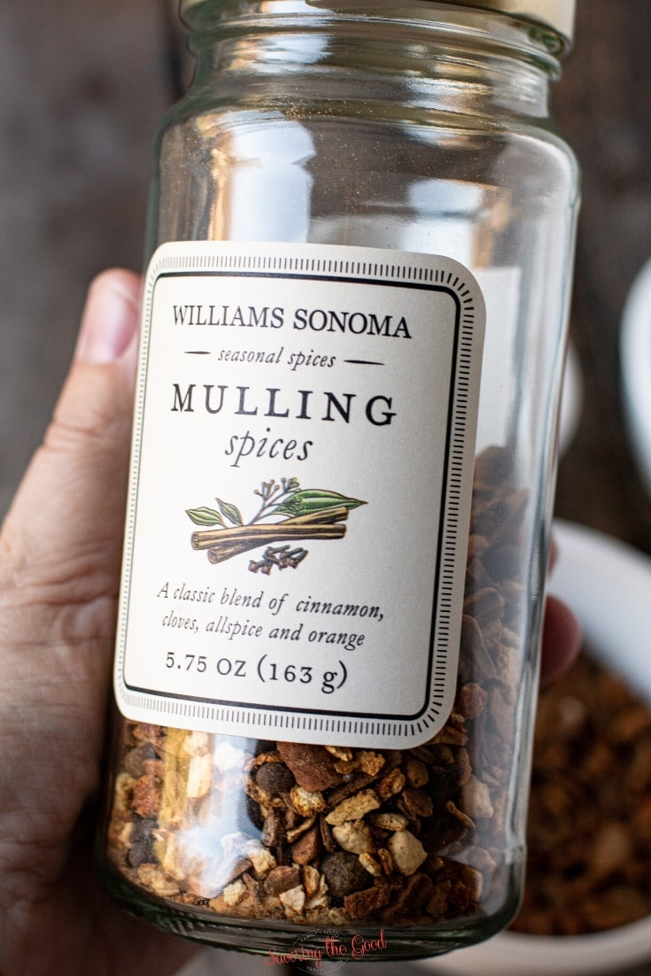 williams sonoma spice jar