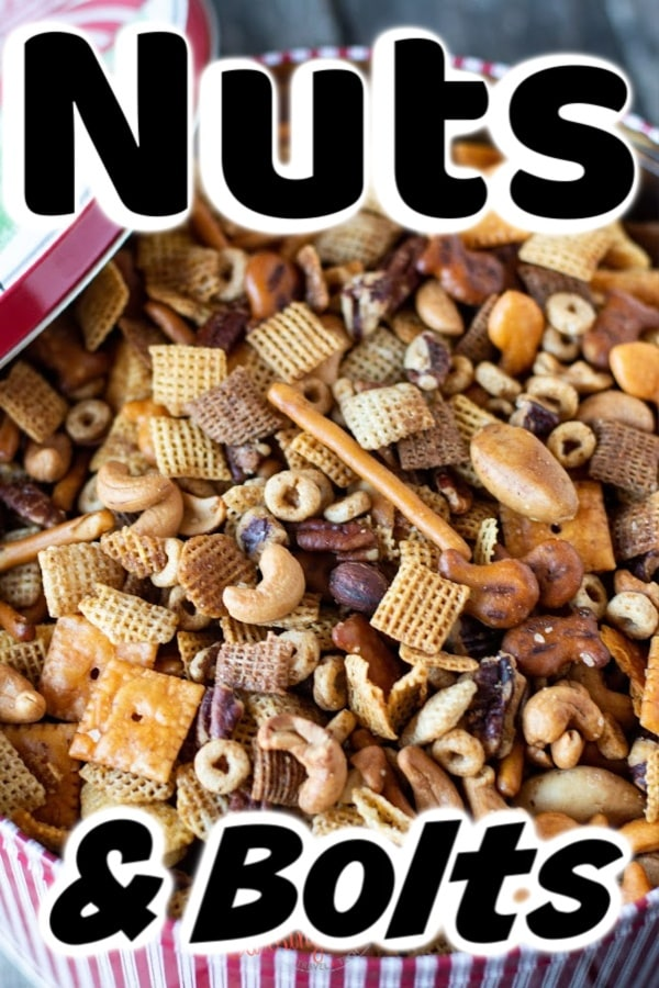 nuts and bolts recipe for pinterest