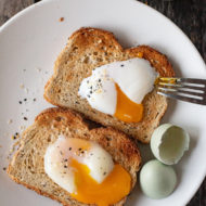 The Most Amazing Sous Vide Poached Eggs