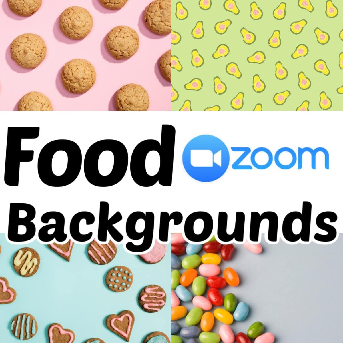 Food Related Backgrounds square image